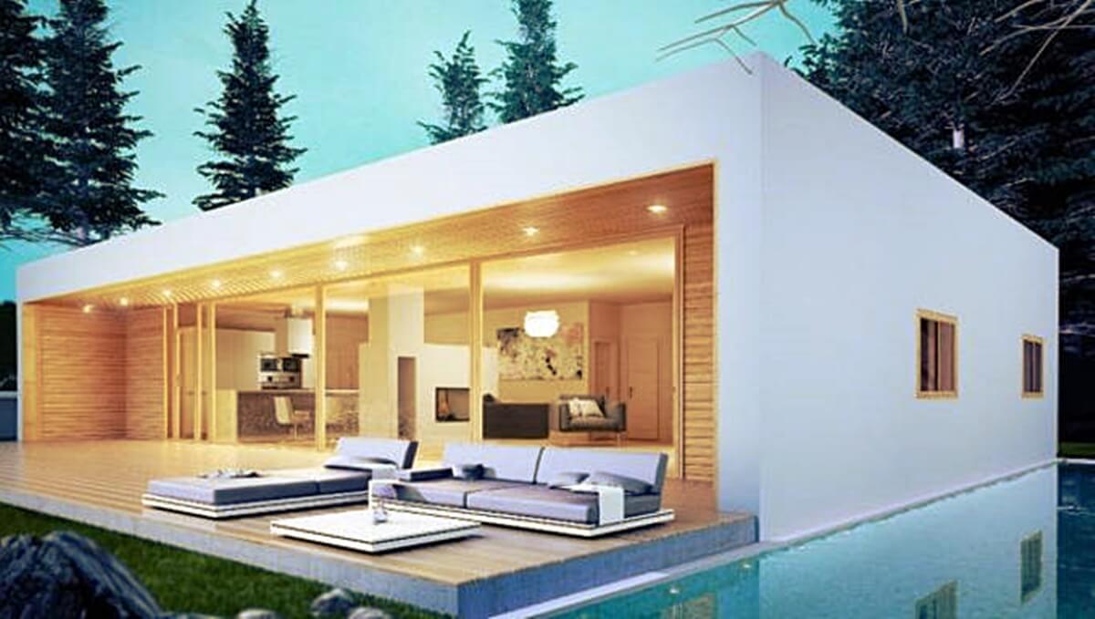 Conoce los tipos de casas prefabricadas en el mercado