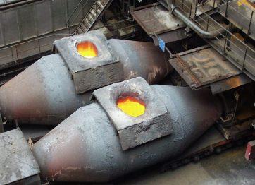El reciclaje del acero permite el ahorro de energía y recursos