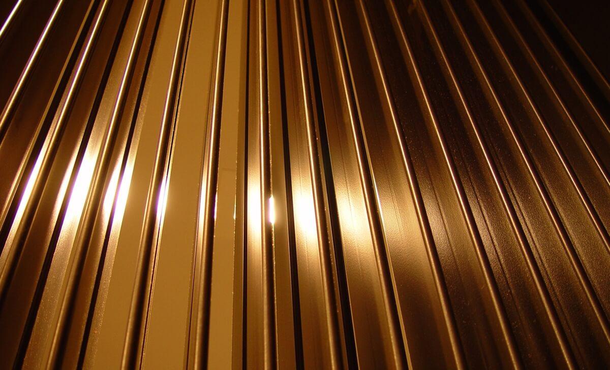 El reciclaje del acero es clave para construcción de casas multipanel