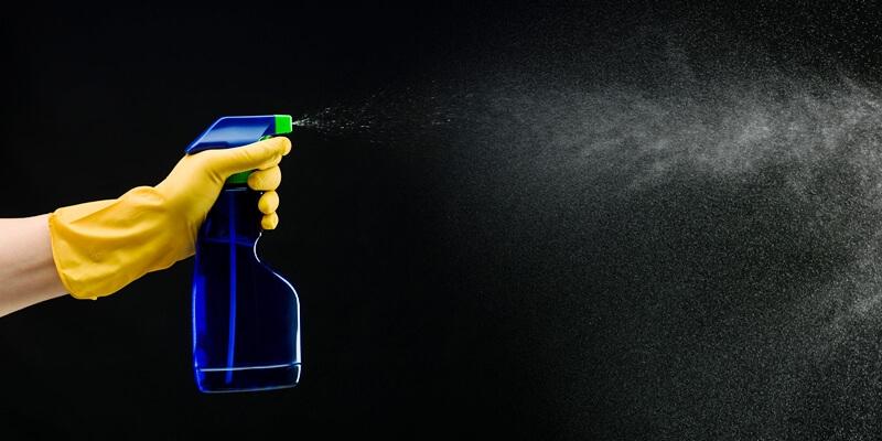 Aprende a cómo mantener tu casa limpia en cuarentena