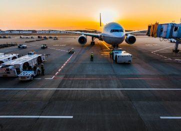 Los avances en el aeropuerto de Santa Lucía son alentadores