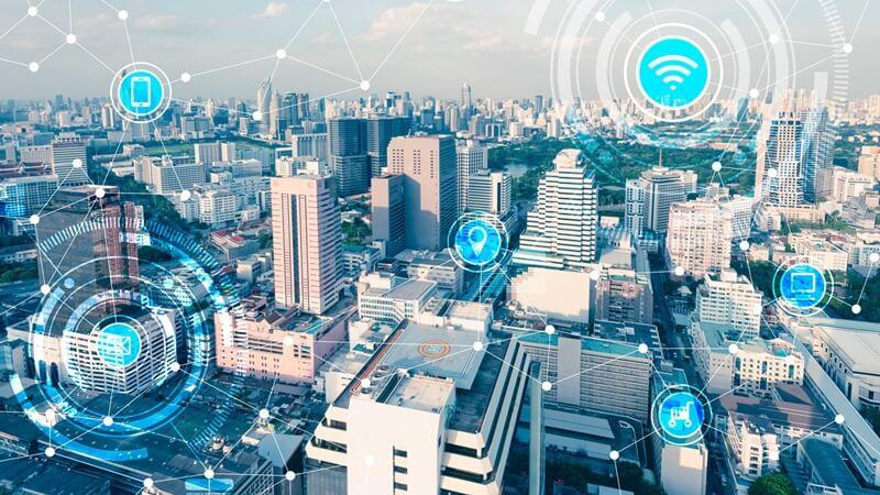 Las ciudades inteligentes ofrecen diversas ventajas a sus habitantes