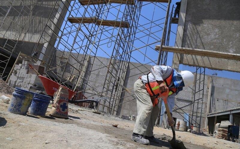 Los accidentes dentro de una obra se combaten con medidas de seguridad