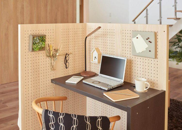 Un espacio para Home Office puede armarse de diversas formas