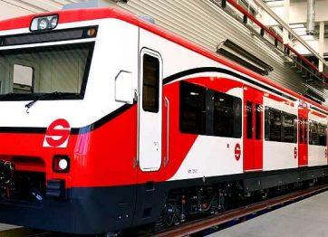 El Tren Suburbano hacia Santa Lucía planea estar listo en 2023