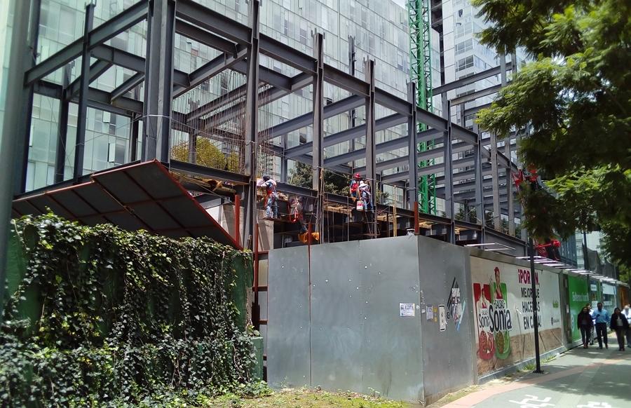 La nueva vivienda en Tacubaya debe ubicarse dentro de un polígono territorial