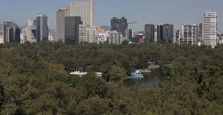 La nueva Cineteca de la Ciudad de México se construye en la cuarta sección del Bosque de Chapultepec